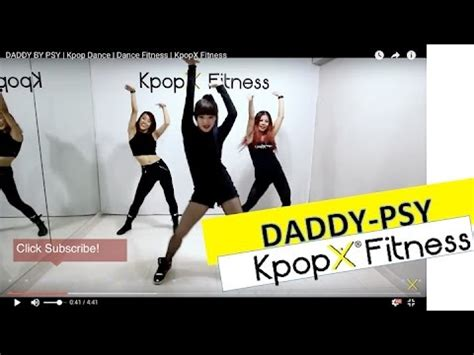 tutorial dance psy daddy daddy by psy kpop dance dance fitness kpopx fitness
