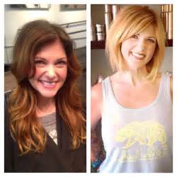 before and after to hair andrea miller hair before and after san diego color