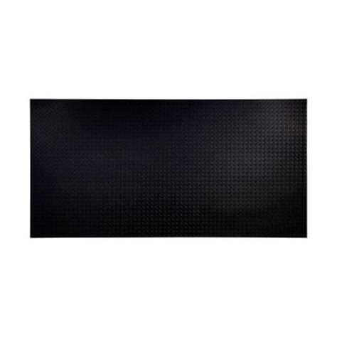 fasade diamond plate 96 in w x 48 in h x 0 013 in d fasade diamond plate 96 in x 48 in decorative wall panel