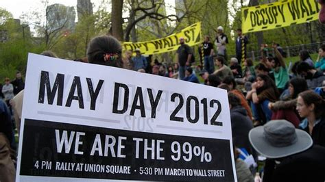 May Day L by Al Bankaeda News Occupy May Day