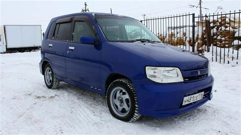 nissan cube 2000 2000 nissan cube z10 start up engine and in depth tour