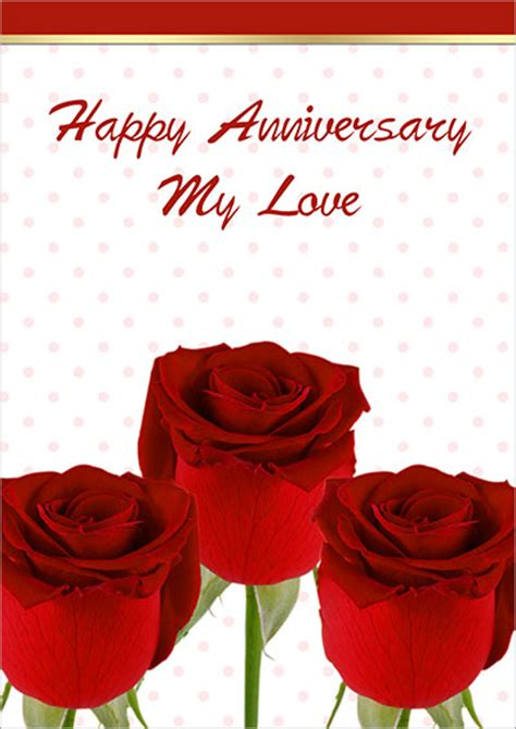 printable anniversary cards for wife happy anniversary cards