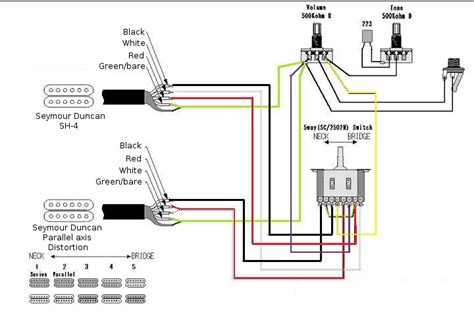 ibanez wiring   correct including diagram