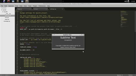 sublime text 3 themes ubuntu how to install sublime text 3 in crunchbang 11 waldorf