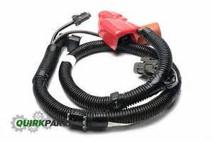 nissan hardbody d21 pathfinder positive battery cable link cord oem new