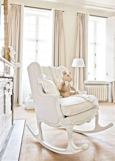 rocking chair for baby room bujany fotel w dzieci苹cym pokoju uszyte z