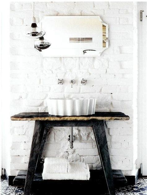 white rustic bathroom rustic bathroom in black and white salle d o pinterest