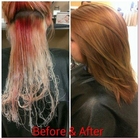 hair styles for over processed hair over processed hair color sometimes us beauticians can be