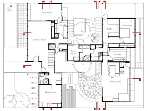 neutra house plans neutra vdl house plan house and home design