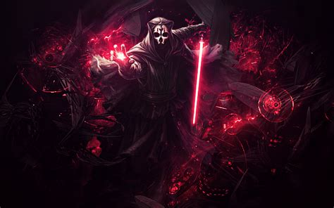darth nihilus star wars the old republic sithpacify