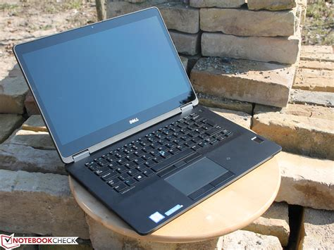 Dell Xps 14 0 Inch Ultrabook dell latitude 14 e7470 ultrabook review notebookcheck