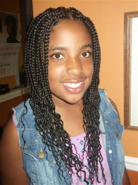 fashionable protective styles  teens