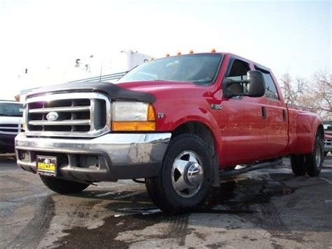 auto air conditioning service 2001 ford f350 interior lighting find used dually xlt crew cab 7 3l diesel dually built 2 tow 2000 2001 2002 2003 in