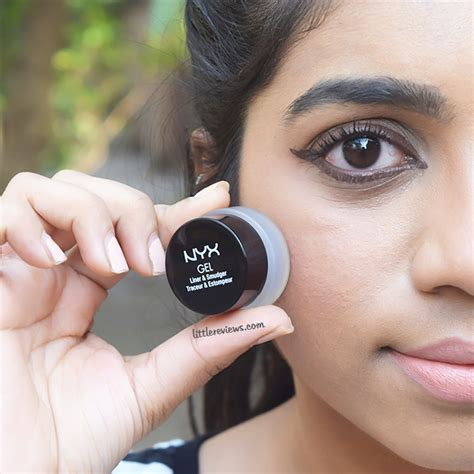 Eyeliner Nyx Gel nyx gel liner and smudger review reviews
