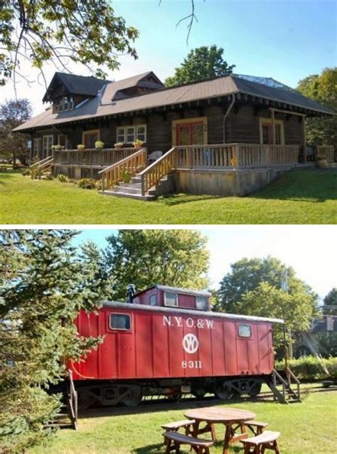 renovated cers renovated cers for sale 8 homes with converted train cars