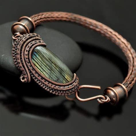 viking knitting wire jewelry best 25 viking knit ideas on wire weaving