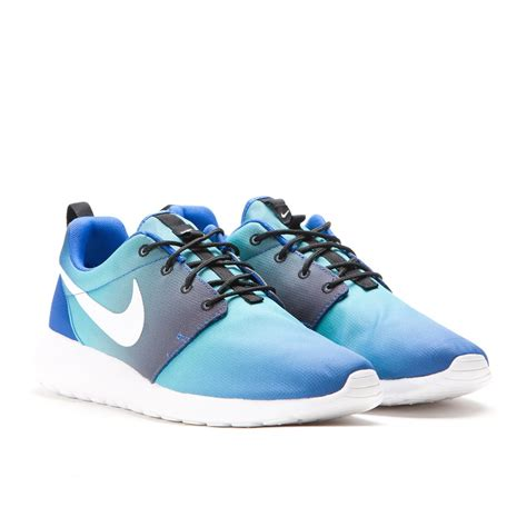 nike roshe run print game royalwhitelight retro
