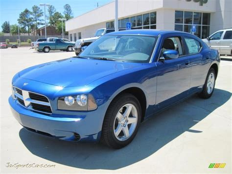 2010 charger se 2010 dodge charger se in water blue pearl 115837