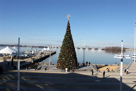 ice at the national harbor maryland historic district