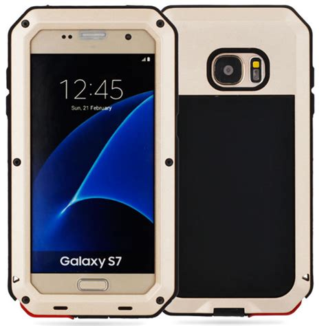 Samsung S6 Phone Waterproof shock proof waterproof gorilla glass for samsung s6