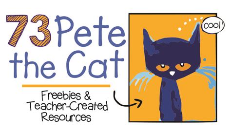 pete the cat and the cool caterpillar i can read level 1 books 73 cool pete the cat freebies and teaching resources
