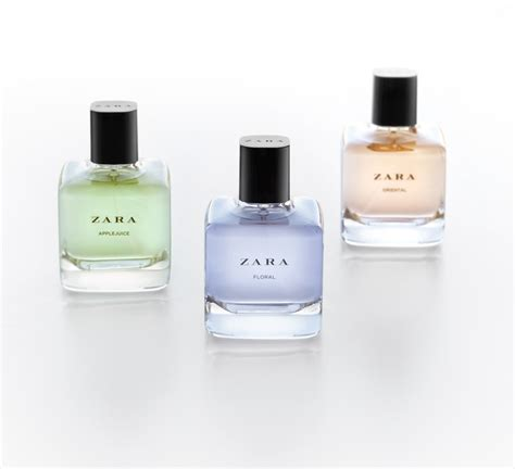 Parfum Zara Best Seller the new feminine look to zara s best selling fragrance