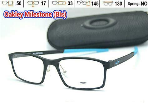 Harga Kacamata Merk Italy Design harga frame kacamata minus oakley gallo