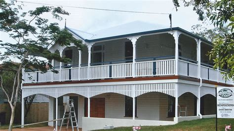 renovated queenslander curtain constructions