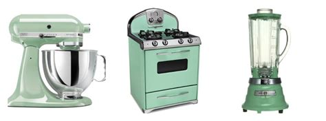 green kitchen appliances sweet on you my imaginary kitchen has green appliances