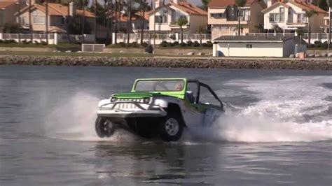jeep boat jeep boat anf 237 bio veloz youtube