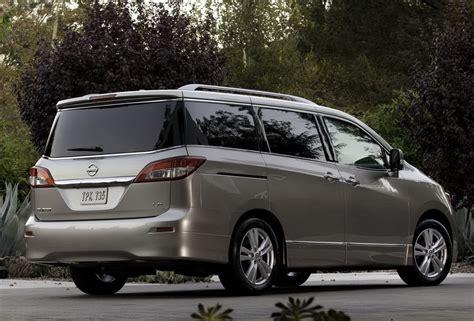 nissan caravan 2011 la show 2010 nissan introduces the 2011 quest minivan