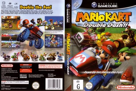 emuparadise uk mario kart double dash iso