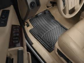 Floor Mats Car Weathertech Weathertech All Vehicle Mats Titan Truck
