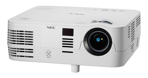 Projector Nec M311x classroom projector report 2013 nec ve281x projector reviews