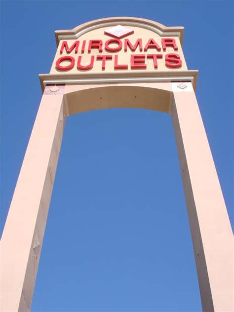 bonita springs sign company miromar outlets in estero florida