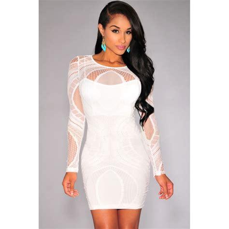 Robe Bustier Dentelle Blanche - la robe en dentelle blanche tania sur bustiers et corsets