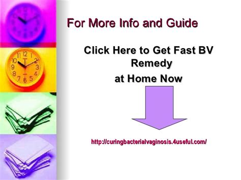 home remedies for bacterial vaginosis