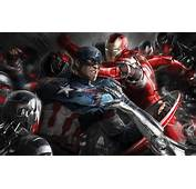 Iron Man Captain America The Avengers Age Of