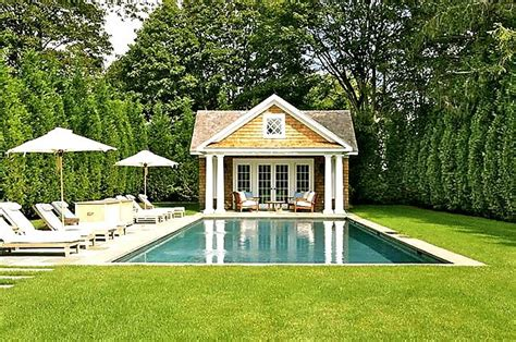 backyard pool houses preparing your perfect pool house renovator mate