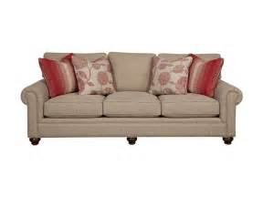 Paula Deen Sectional Sofas Paula Deen By Craftmaster Living Room Sofa P755250bd Craftmaster Hiddenite Nc