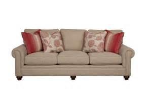 Paula Deen Sectional Sofas Paula Deen By Craftmaster Living Room Sofa P755250bd Sofas Unlimited Mechanicsburg And