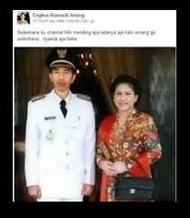 Harga Tas Chanel Istri Jokowi innalillah istri jokowi ternyata anggota kehormatan