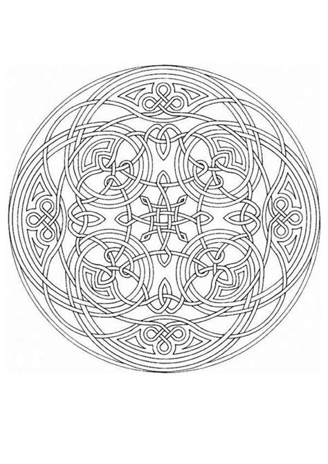coloring pages mandalas for experts mandala 7b coloring pages hellokids com