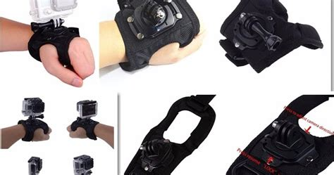 Gopro Di Arab Saudi urshadow s review glove mount for gopro