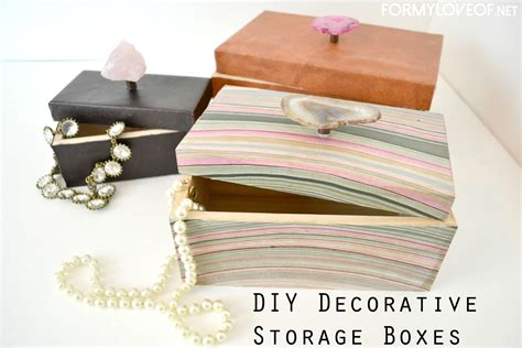 how to make decorative gift boxes at home how to make a decorative storage box best storage design