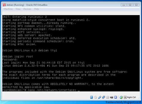 tutorial lengkap joomla 3 0 cara menghubungkan debian server ke windows client