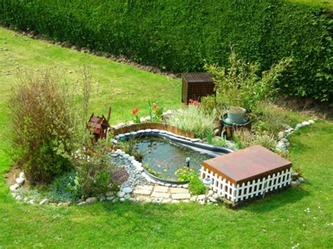 Model Bassin De Jardin