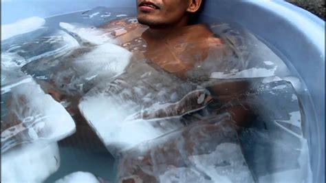 ice bathtub phuket top team pro mma muay thai fighters hit the ice