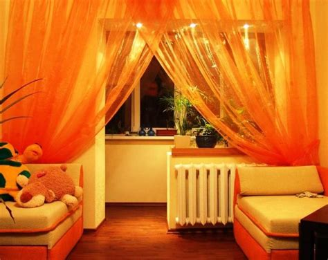 orange bedroom curtains 17 best ideas about burnt orange curtains on pinterest
