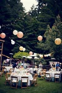 Backyard Party 40 Garden Ideas For Your Summer Party Decoration